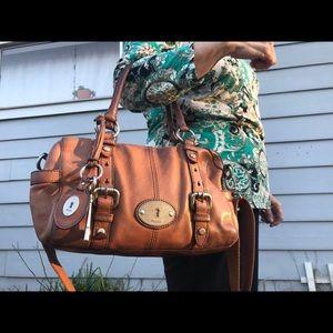 Fossil- Long Live Vintage 1954 Leather Bag